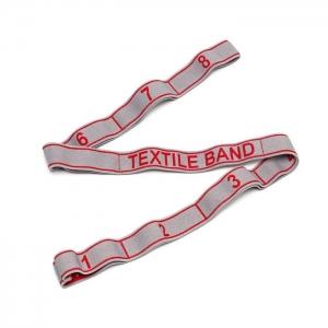 0601 Textile band Grey