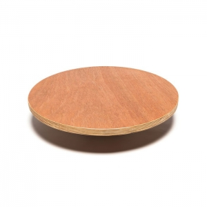1011 Round Balance Wood Board
