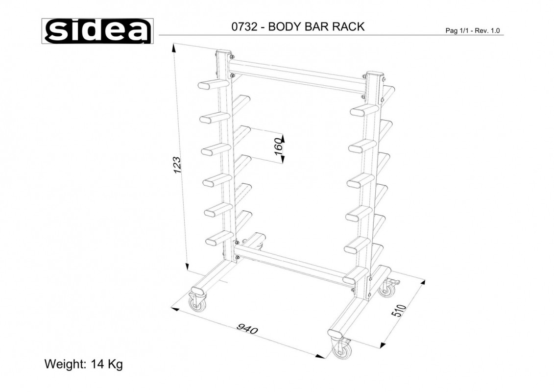 0732 - Body Bar Rack-1