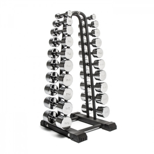 1156 Pyramid Dumbells Rack