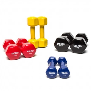2121-2130 Dumbells in Vinyl