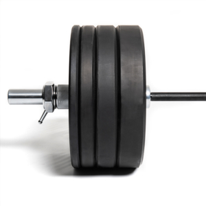 black-rubber-bumper-plates-plate-weightlifting-powerlifting-cross-training-crossfit-barbell-drops-dropping-drop-rebound-cheap-kg-weight