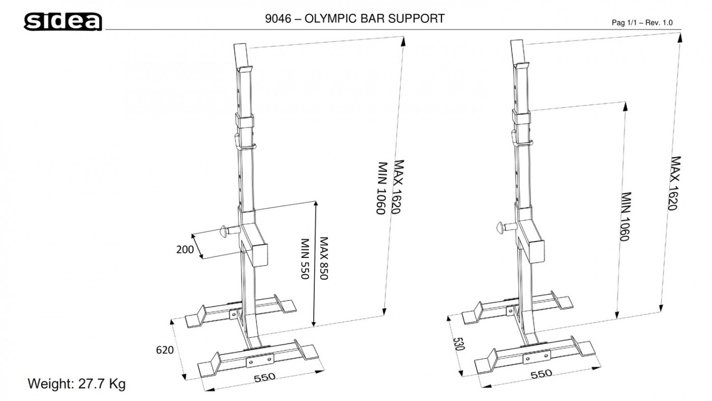9046 - Olympic Bar Support-1