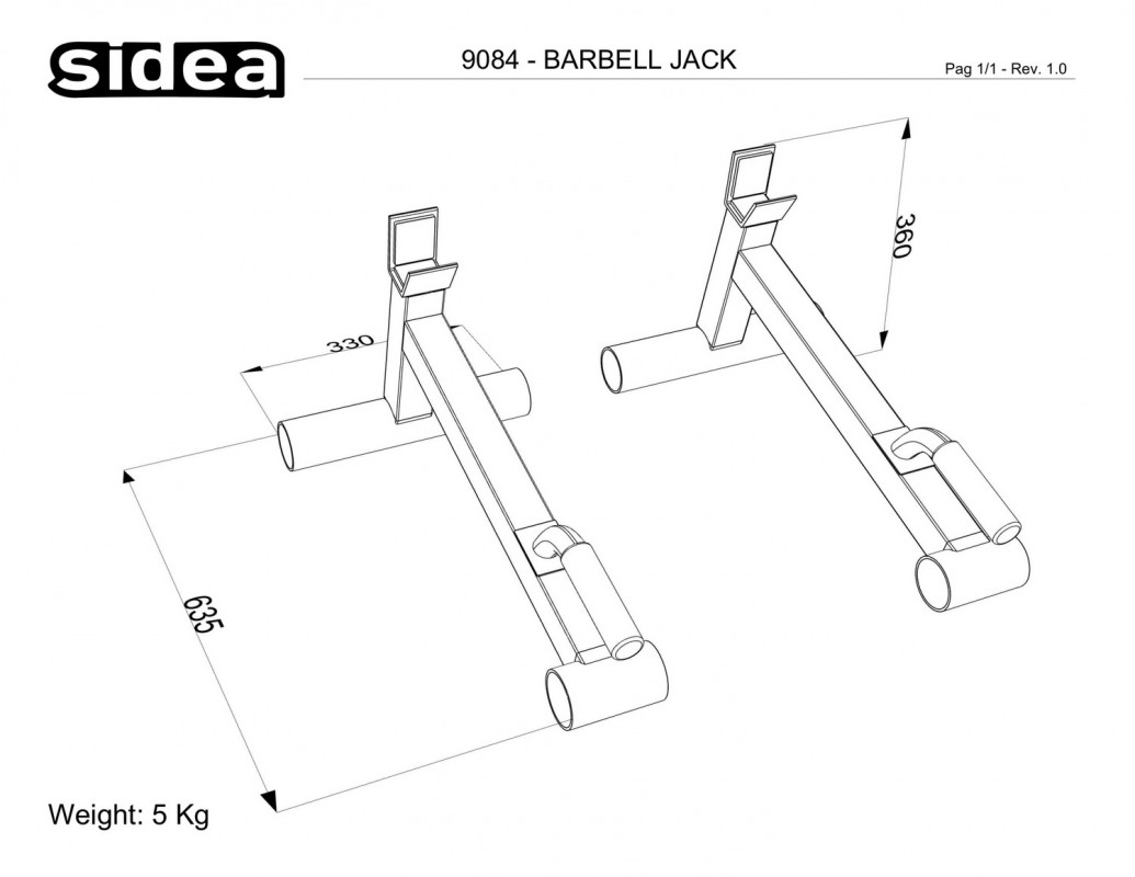 9084 - Barbell Jack-1