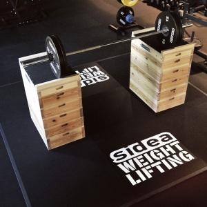Rubber Flooring & Platform