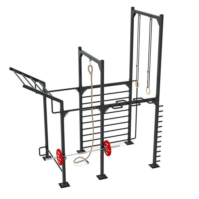 9090 2 Calisthenics Rack Model 2 Sidea Fitness Company