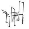 9090 Calisthenics rack model 2