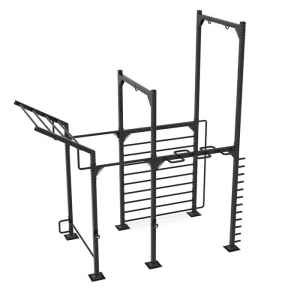 9090 Calisthenics rack model 2
