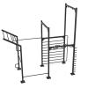 9090 Calisthenics rack model 3