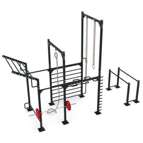 Calisthenics Rack-model-2
