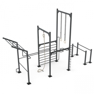 Calisthenics Rack-model-3