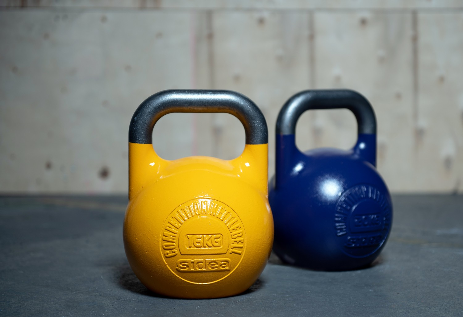 Kettlebell Strong Competition Amp Vinyl Sidea Fitness Company
