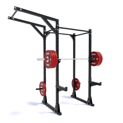 9095-Power Cage Rack - 9095-8PuBar - 9095-17-Safety Spotter