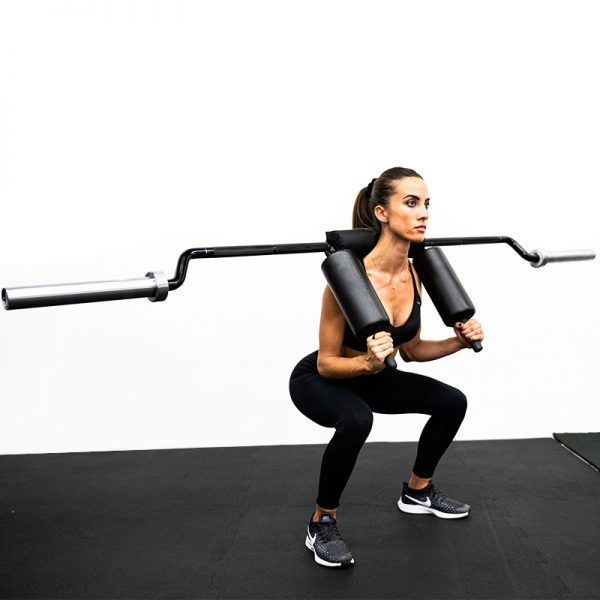Code 9011/1 SAFETY SQUAT BARBELL