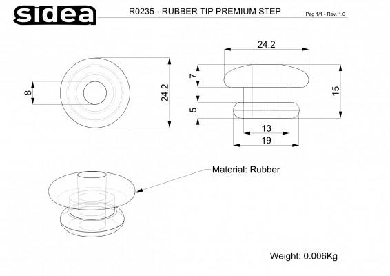 R0230 - scheda tecnica