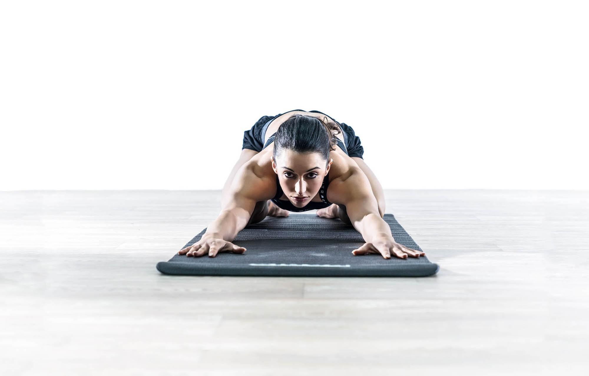 3024 Tappeto Pilates copertina