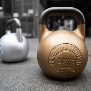 Kettlebell Strong Competition & vinyl