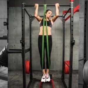 Elastics and bands fitness
