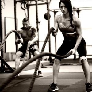 Ropes functional training