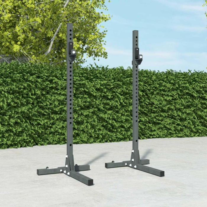 Olympic-Bar-Support-Pro-barbell-supports-rack-weightlifting-indoor-outdoor