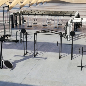 Rack & Structures Functional Training