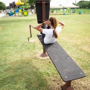 public-island-bench-dips-bar-abs-abdominal-bodyweight-training-multi-functional-triceps-leg-raise-l-sit-outdoor-training-equipment-area-park-beach