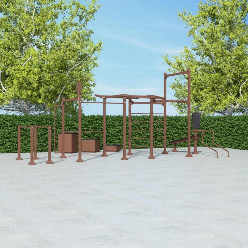 public-island-rack-training-equipment-public-park-beach-rig-structure-outdoor-workout-fitness