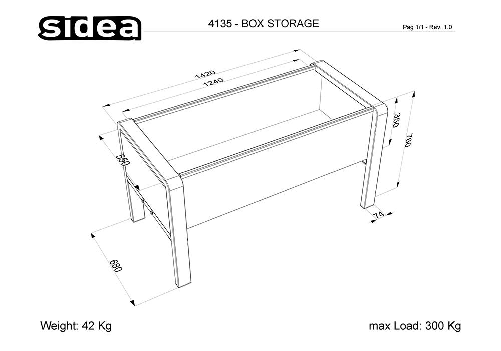 4135 - Box Storage