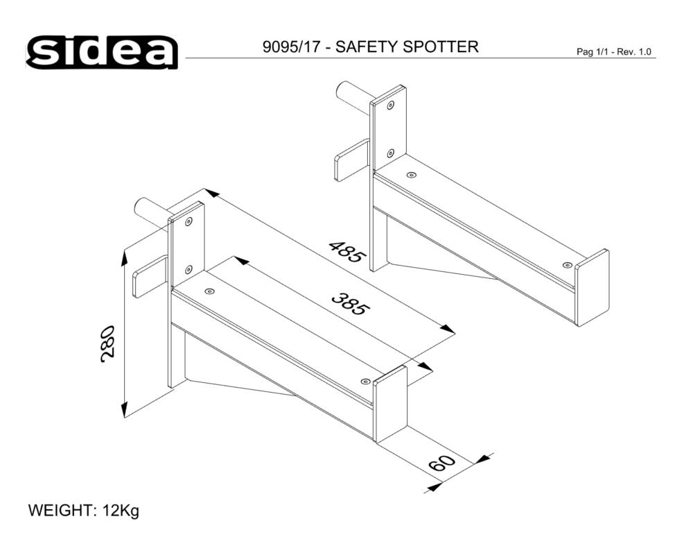 9095_17 - SAFETY SPOTTER