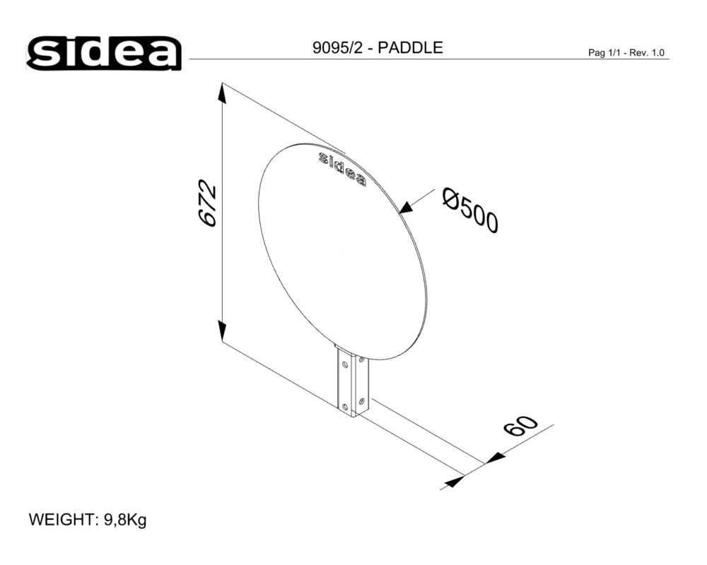 9095_2 - PADDLE